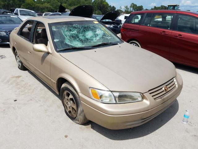 used car toyota camry 1997 tan for sale in riverview fl online auction 4t1bg22k9vu127176 ridesafely