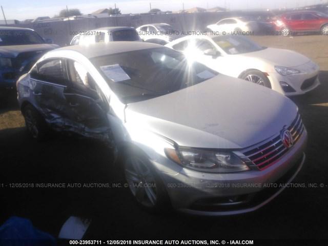 Salvage Car Volkswagen Cc 2013 Silver For Sale In Phoenix Az Online
