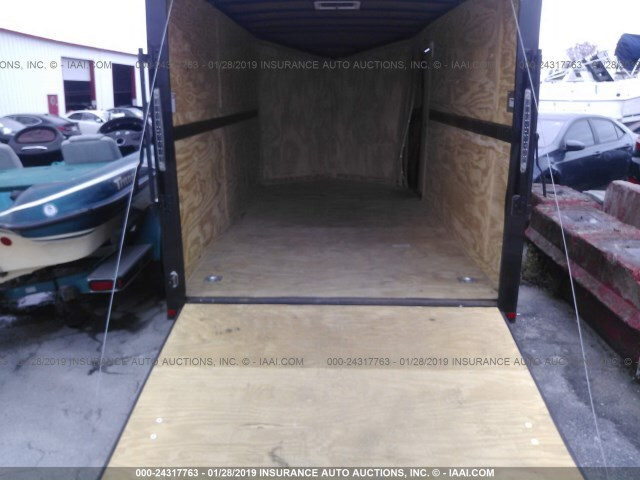 Spartan Utility Trailer for Sale