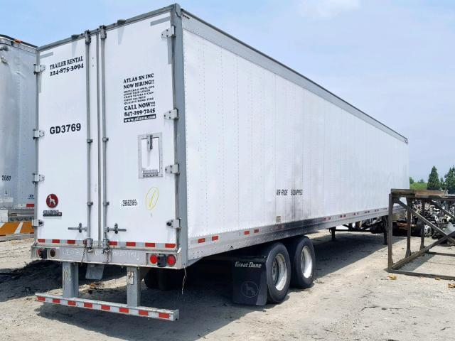 Great Dane 53 Trailer for Sale