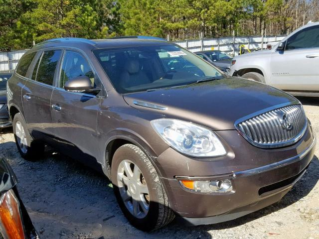 Auction Ended: Used Car Buick Enclave 2008 Brown is Sold in GAINESVILLE GA | VIN: 5GAER23738J185104