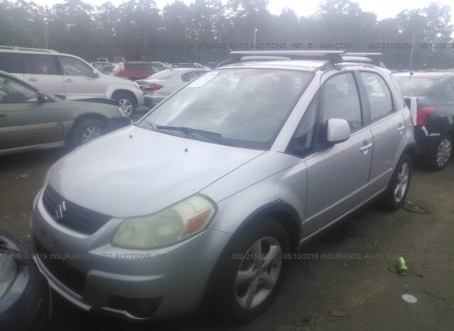 Used Car Suzuki Sx4 2007 Silver for sale in Brandywine MD online