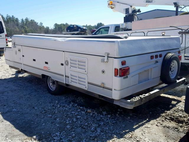 Salvage RV Fleetwood Utah 2003 White for sale in MENDON MA online