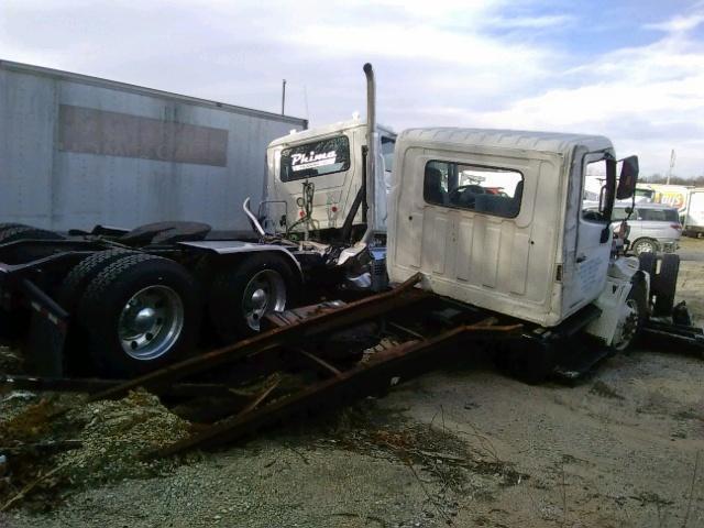 Salvage Truck Hino 268 2007 White for sale in GLASSBORO NJ