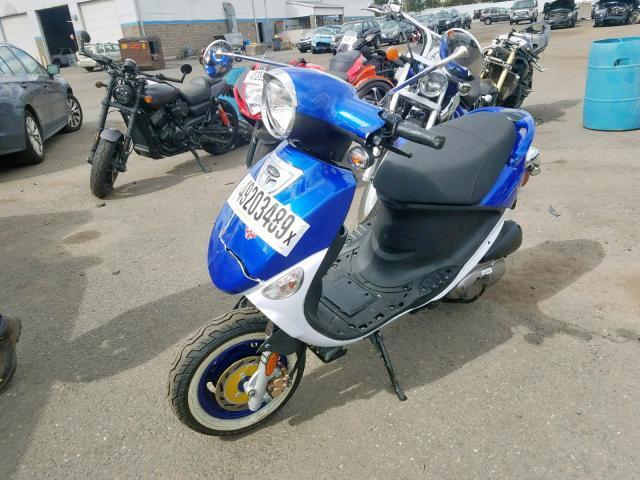 Genuine Scooters Buddy 170I for Sale