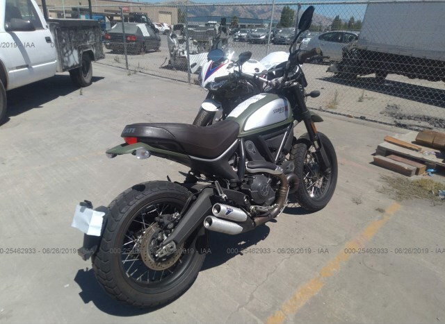 Ducati Scrambler 800 for Sale