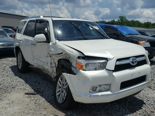 2013 Toyota 4runner For Sale >> Salvage Car Toyota 4runner 2013 White For Sale In Hueytown Al Online