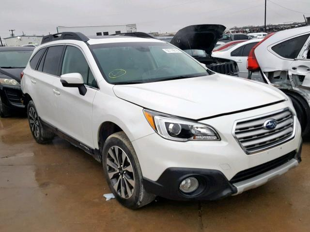 salvage car subaru outback 2017 white for sale in grand prairie tx rh ridesafely com