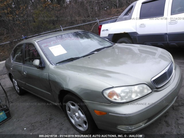 Used Car Infiniti I30 2001 Green For Sale In East Taunton Ma Online