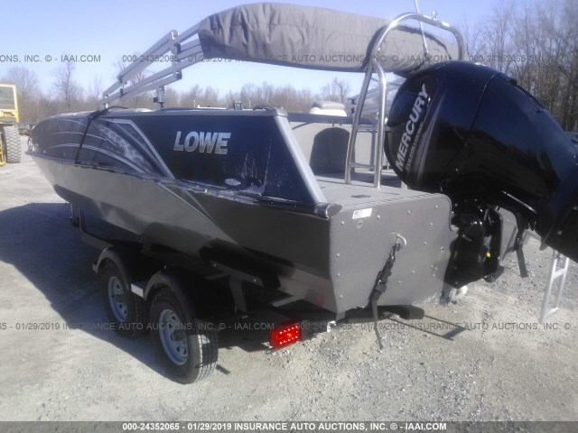 Lowe Sd224 for Sale