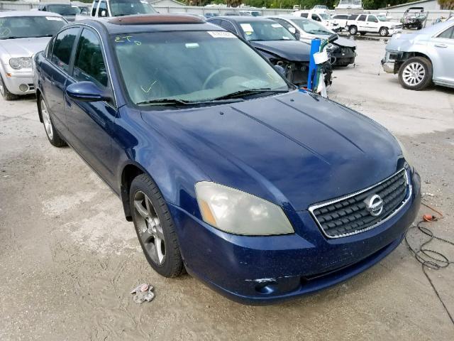 Used Car Nissan Altima 2006 Blue For Sale In Punta Gorda Fl