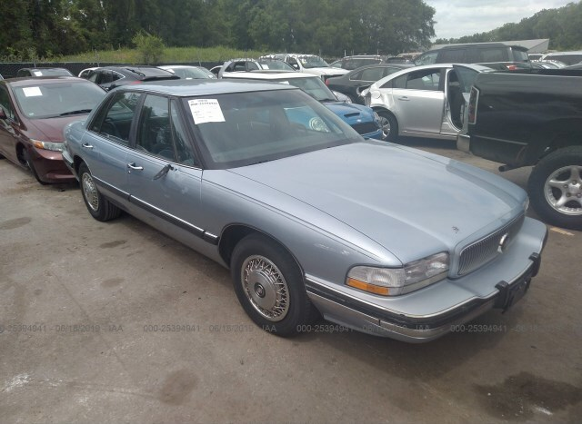 1996 Buick Lesabre >> Used Car Buick Lesabre 1996 Blue For Sale In Kansas City Ks