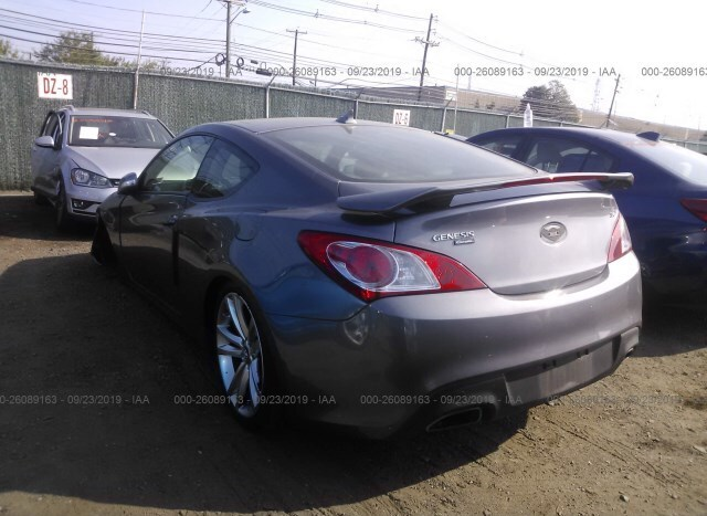Hyundai Genesis Coupe for Sale