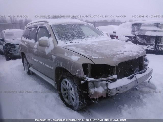2006 06 highlander hybrid