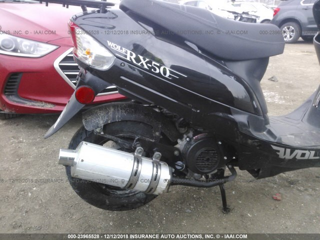 Taizhou Zhongneng Motorcycle Eyas 50Series for Sale