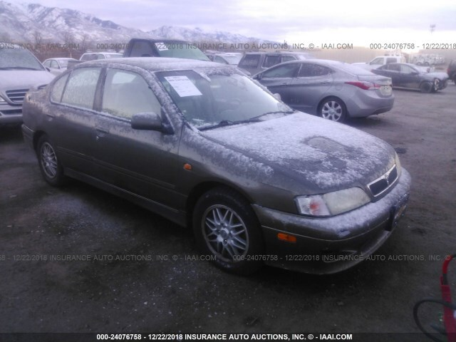 used car infiniti g20 2000 brown for sale in ogden ut online auction