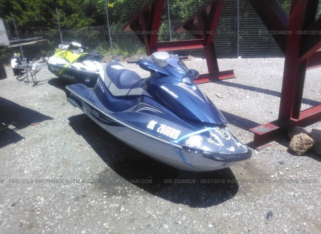 Used Boat Seadoo Seadoo Gti 2006 Blue for sale in ONLINE TX