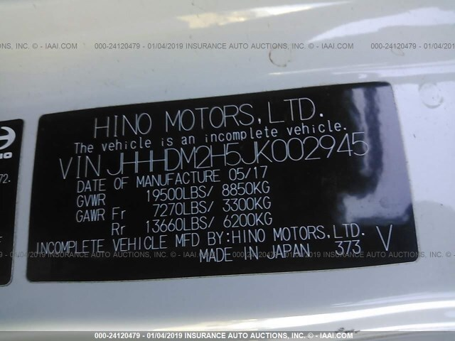 Hino 195 for Sale