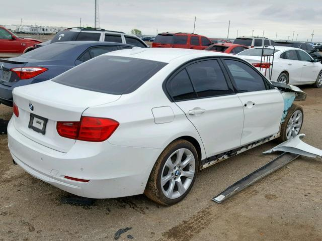 Salvage Car Bmw 3 Series 2015 White For Sale In Amarillo Tx Online