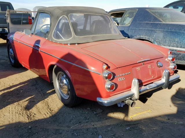 Datsun 1600 for Sale