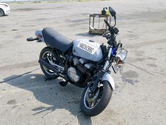 Salvage Industrial Suzuki Gs750 Es 2000 Gray for sale in