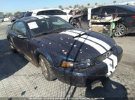 2002 FORD MUSTANG BASE; DELUXE; PREMIUM