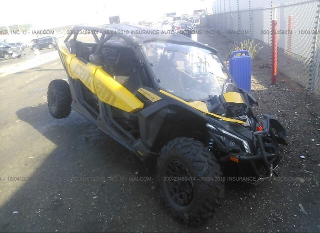 2017 CAN-AM MAVERICK X3 MAX