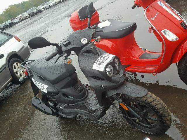 Genuine Scooters Black Cat, Rattler50 for Sale