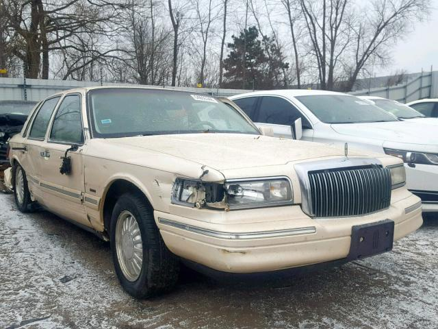 Used Car Lincoln Town Car 1997 Cream For Sale In Portland Mi Online