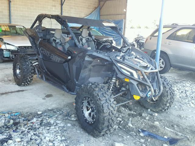 2017 CAN-AM MAVERICK X3 XDS