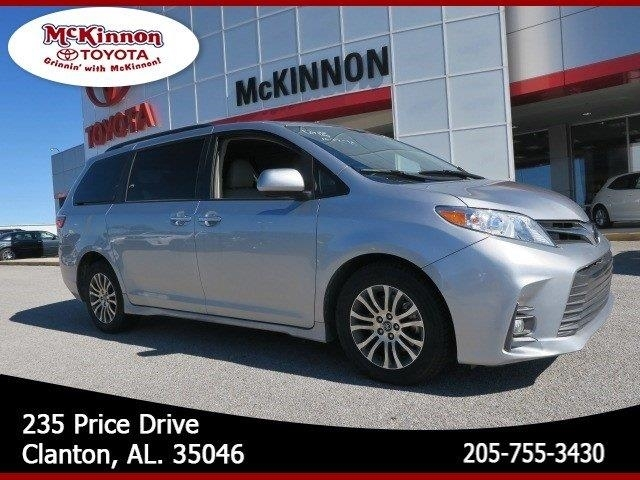 2018 TOYOTA SIENNA BASE; LIMITED; LE; XLE