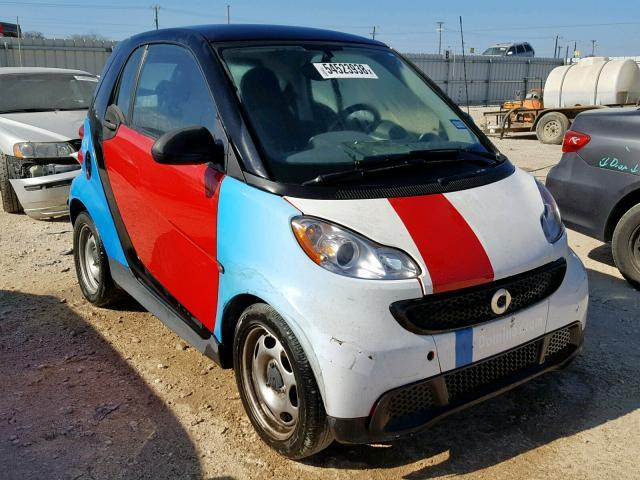 2014 SMART FORTWO PASSION; PURE