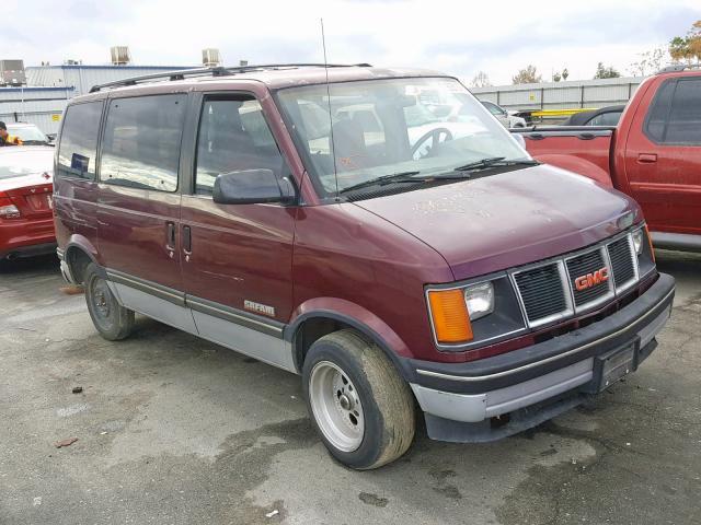 1990 GMC SAFARI SLX