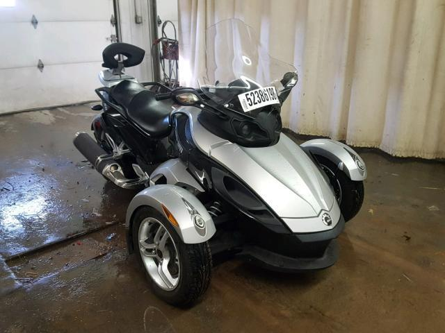 2008 BOMBARDIER RECREATIONAL PRODUCTS SPYDER GS