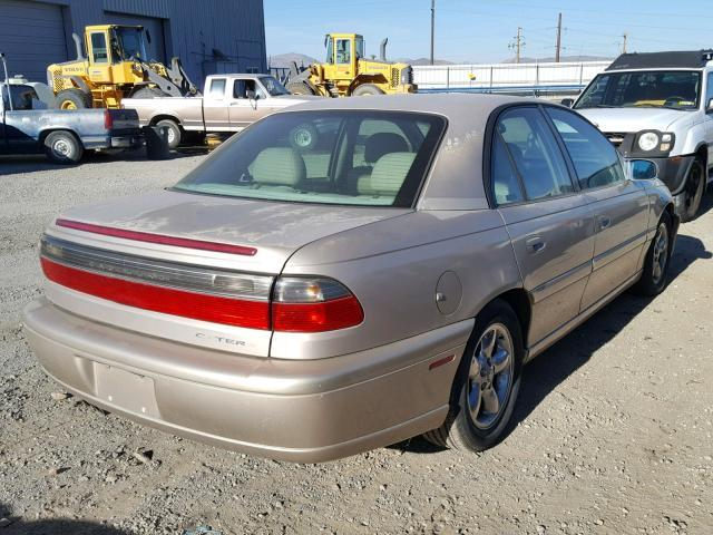 Used Car Cadillac Catera 1999 Gold For Sale In Reno Nv Online