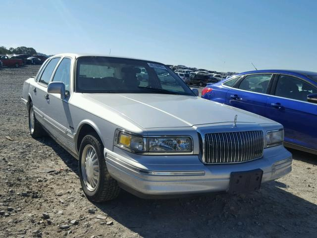 Auction Ended Salvage Car Lincoln Town Car 1997 Gray Is Sold In