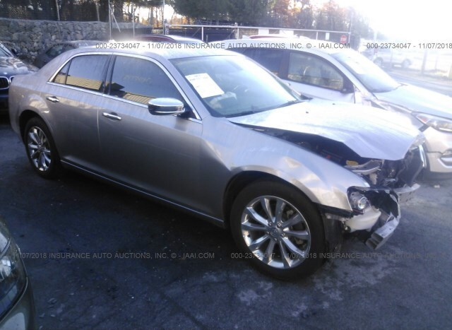 2018 CHRYSLER 300C BASE