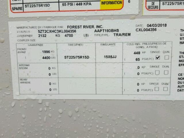 Forest River Coachmen Apex for Sale