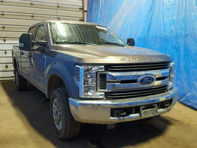 2018 FORD F-250 XL; PLATINUM; XLT; CABELA; LARIAT; KING RANCH