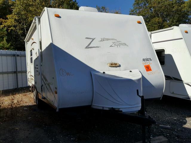 2007 KEYSTONE RV ZEPPELIN 241 / COUGAR 241/ 2411EBS