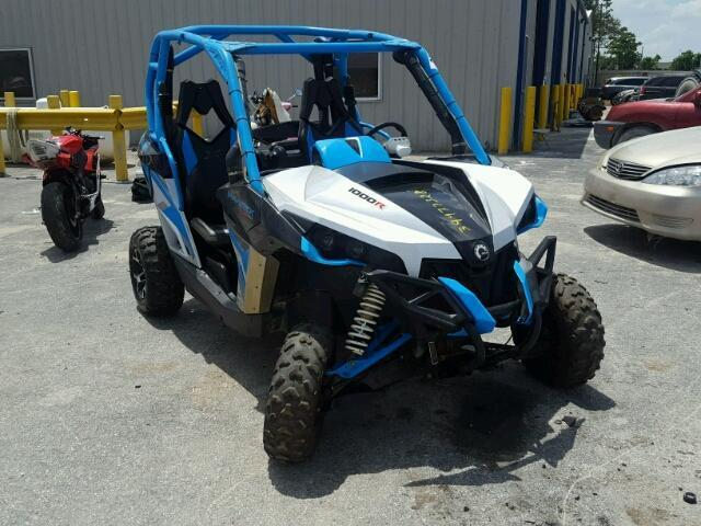 2017 CAN-AM MAVERICK 1