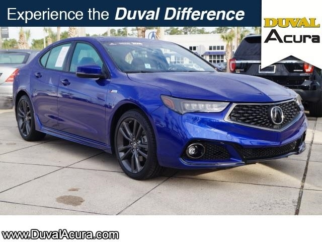 2018 ACURA TLX SH-AWD A-SPEC