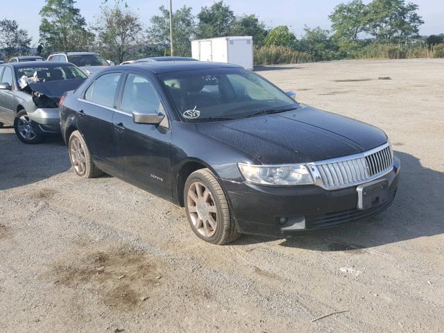 Used Car Lincoln Zephyr 2006 Black For Sale In Finksburg Md Online