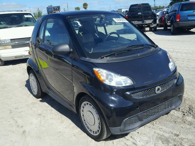 2015 SMART FORTWO PURE; PASSION COUPE
