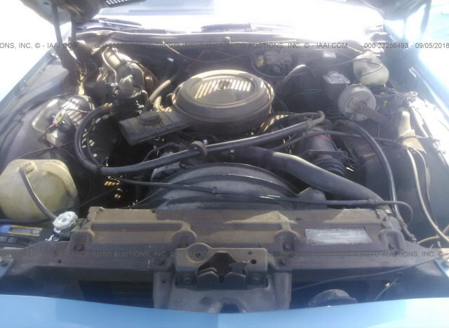 Chevrolet Caprice Convertible for Sale
