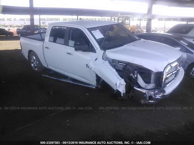 Salvage Car Ram 1500 2015 White For Sale In Phoenix Az Online