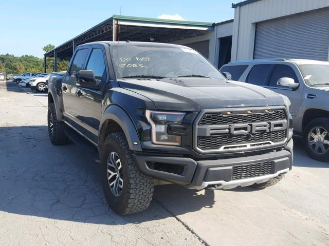 2018 FORD F-150 SVT RAPTOR