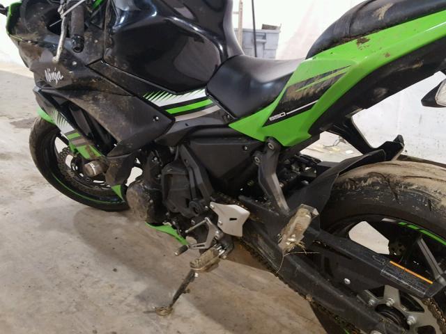 Kawasaki Ex650 F for Sale