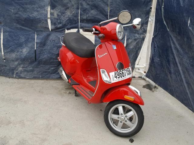 2012 VESPA LX50 / S50