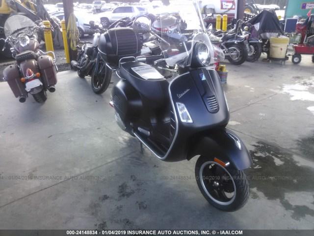 2012 VESPA GTS250